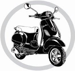 Scooter Charity Day Run 10 October 2015